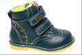 R921318090-BG/Ботинки на мальч. Зел.