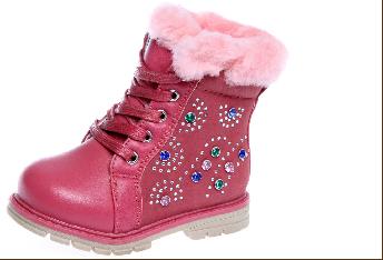 R503328008-WR/Ботинки детские Роз.