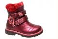 R802619316-BUR/Ботинки дошкольные Бордо