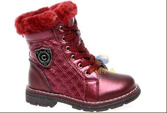 R802619411-BUR/Ботинки детские
