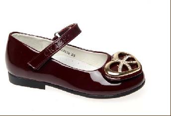 R201313536-BUR/Туфли на дев. Бордо