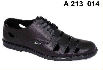 213АМ(CS)(ВМ)(AS)/Туфли летние мужские