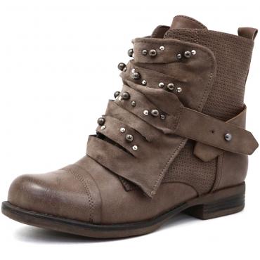8717-1/Женские ботинки